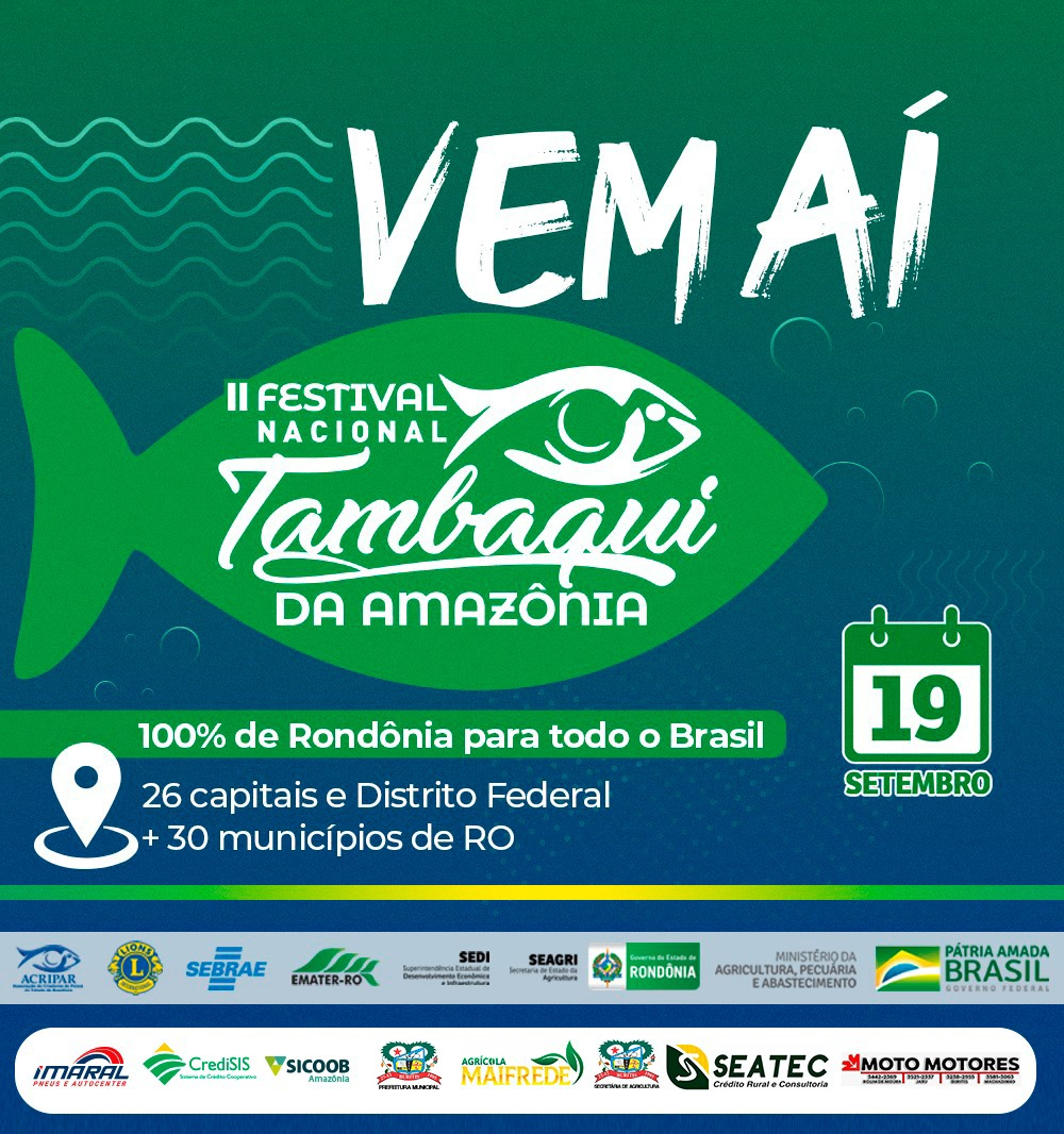 festival de peixe*